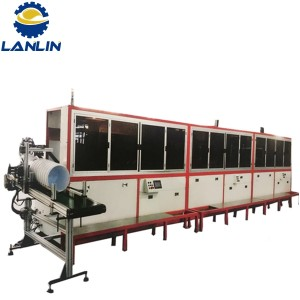Fully Automatic Big Bucket Screen Printing Machine