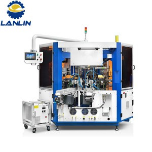 Special Design for Pneumatic Cylinder Screen Printer -