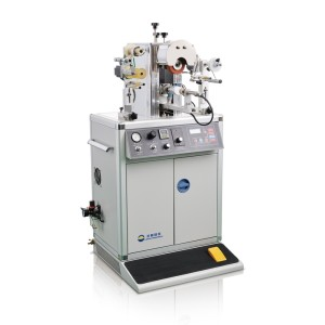 LP-S01 Semi Auto Hot Stamping Machine For Irregular Shape Cap