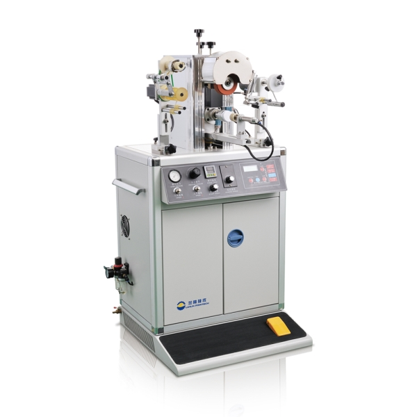 LP-S01 Semi Auto Hot Stamping Machine For Irregular Shape Cap Featured Image