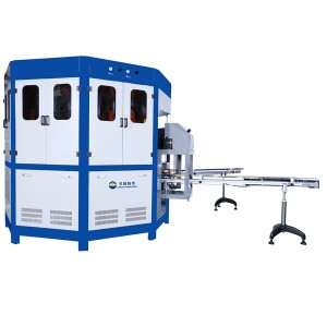 LP-F320 Fully Automatic CNC Controlled 3 Color Universal Screen Printing Machine