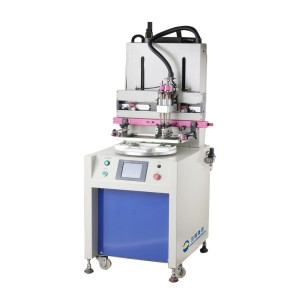 LP-S400F/S600F Semi Auto Screen Printing Machine With Index Working Table
