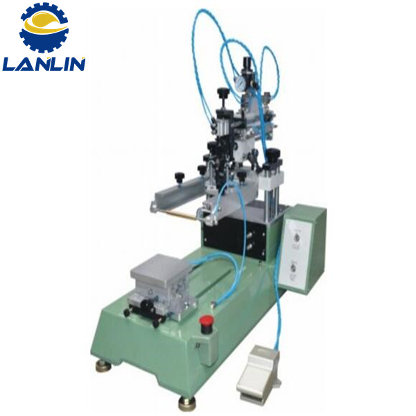S-B1A Mini Tabletop Manual Flat Screen Printing Machine For 3C Product Featured Image