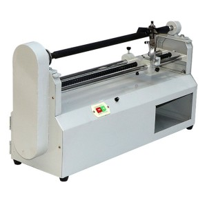 Electric Hot Stamping Foil Aluminum Foil Roll Slitter Cutting Machine