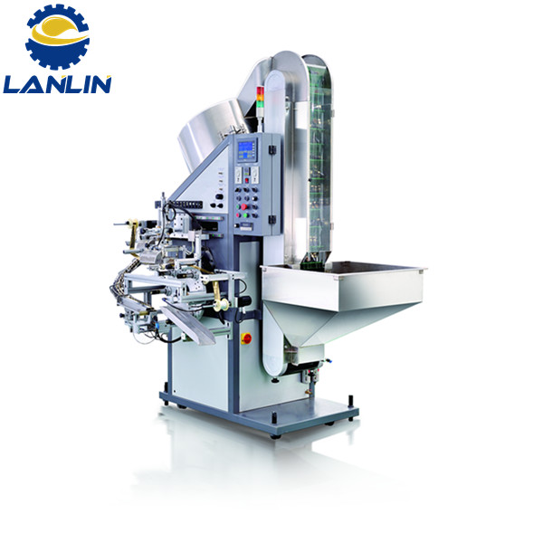 A01-A Fully Automatic8 Station HotStampingMachineFor SideWall Featured Image