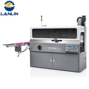 A102 Fully bide Multi Color Machine Screen Printing
