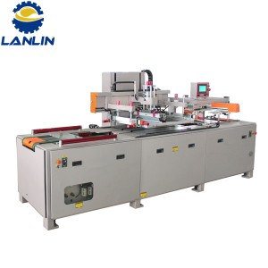 Fast delivery Cnc Glass Bottle Screen Printing Machine -