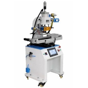 Hot Stamping Sequential Numbering Machine for cable tie