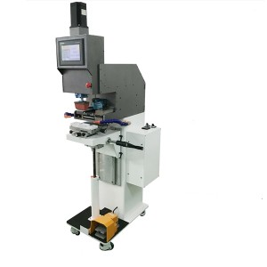 Fully Electric One Color Pad Printing Machine