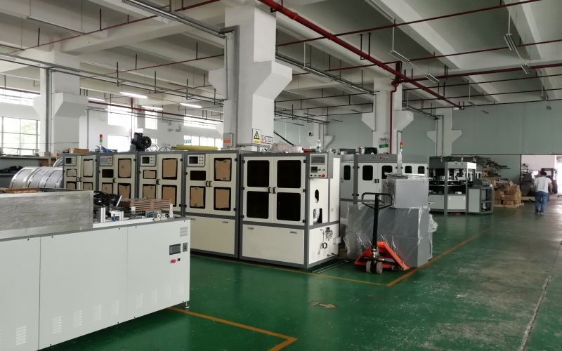 Screen Printer Factory
