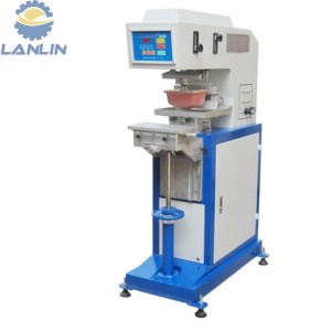 LL-200D-XL 1 Color Open Tray Large Printing Area Pad Printer