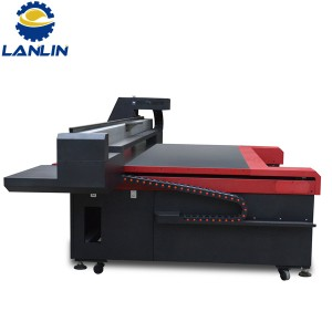 2017 High quality Screen Printing Machine For Picture Album -