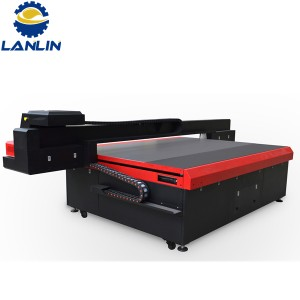LL-2513GS-16H High Print Dpeed UV Flatbed Digital Printer