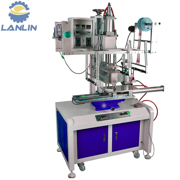 LL-250MC heat transfer machine for flat and round part Featured Image