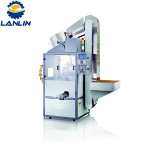 A103 täisautomaatne Single Color Screen Printing Machine