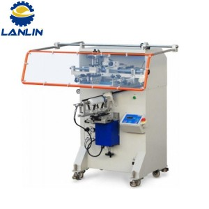 Factory Promotional Automatic Led Screen Printing Machine -